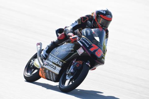 Moto3 Misano - Free Practice (2) Results
