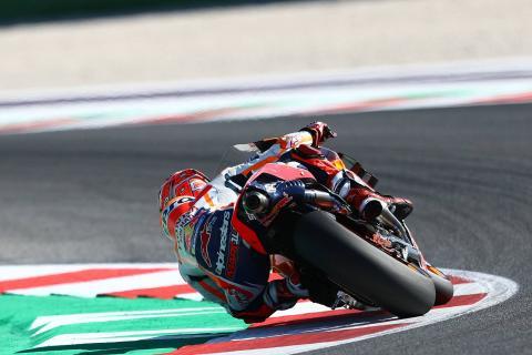 Misano MotoGP - Free Practice (4) Results