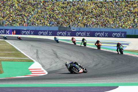 Would the Misano circuit be better the other way around?