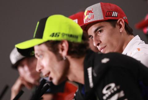 MotoGP Gossip: Rossi: Marquez will beat my world title haul