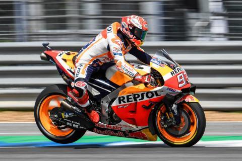 Marquez: I won't lose my track showmanship