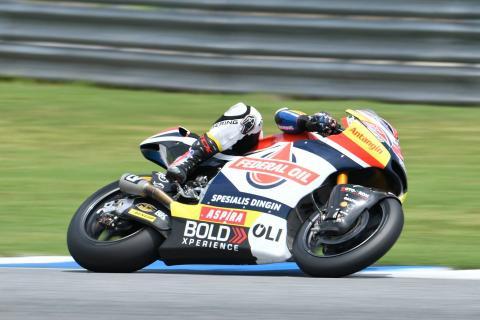Moto2: Pons joins Bulega at Gresini