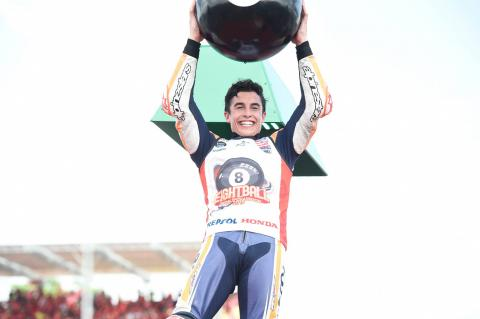 MotoGP Gossip: Ducati lets slip Marc Marquez's sizeable salary rise