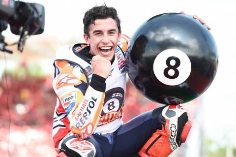 Marquez: Time to push for the other titles