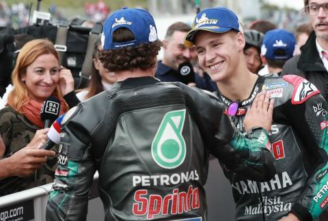 Morbidelli: Quartararo, Yamaha key reasons behind gains