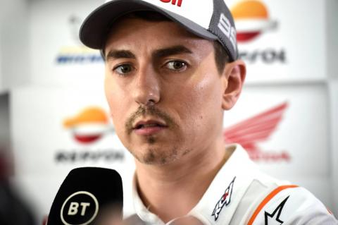 EXCLUSIVE: Jorge Lorenzo Interview