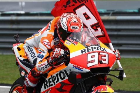 MotoGP Gossip: Marquez begins contract renewal talks