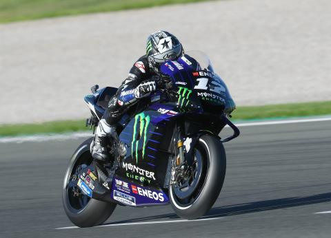 Vinales: Everything depends on first lap