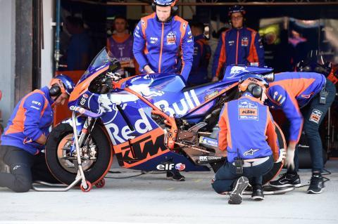 MotoGP confirms short-season engine numbers
