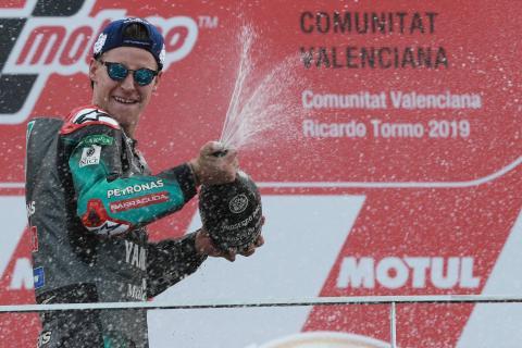 Quartararo: People told me I didn't deserve MotoGP spot