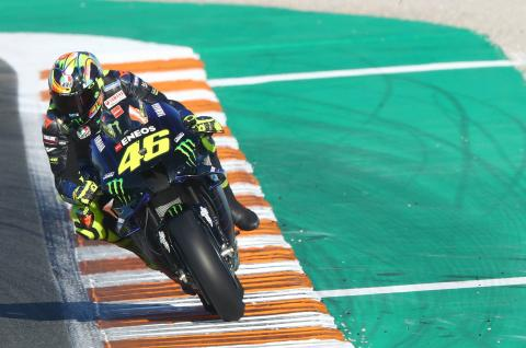 Rossi: New crew chief, new bike