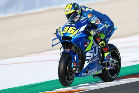 'New Suzuki engine smooth, turns better'