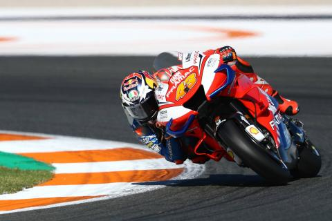 Miller takes on Petrucci test duties with 2020 Ducati