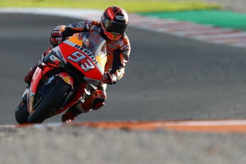 """MotoGP Gossip: Marquez names """"my next big rival"""""""