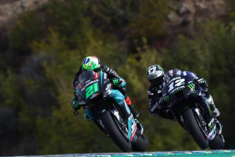 Yamaha moves 2021 Factory chassis 'closer to Morbidelli spec'