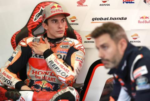 Marquez: Shoulder recovery more complicated than expected