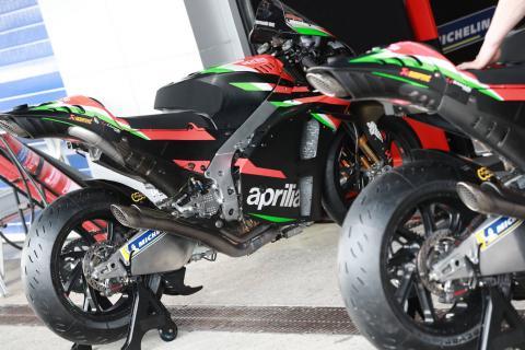 Aprilia to enter own MotoGP team in 2022?