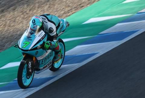 Moto3 Brno Grand Prix winner Foggia