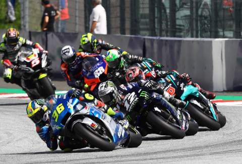 Austria MotoGP rounds open to full spectator capacity