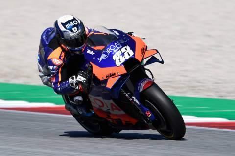 Oliveira terpukau dengan kemenangan terakhir MotoGP Styrian