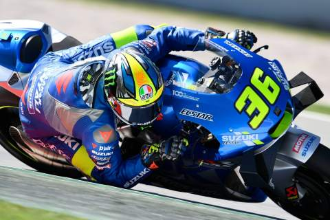 Stats: Joan Mir's qualifying compared to previous MotoGP champions