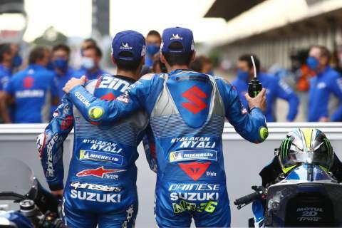 'The Suzuki way': Data sharing, parts guarantee, no secrets...