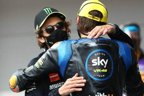Pembalap yang diperbarui: Kejuaraan Dunia MotoGP 2021