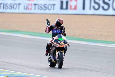 Jordi Torres, MotoE race, French MotoGP, 10 October 2020