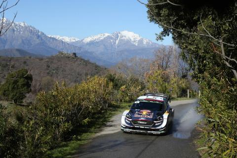 Ogier memperkuat keunggulan gelar WRC dengan kemenangan Tour de Corse
