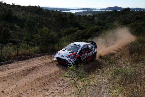 Rally Argentina - Classification after SS15