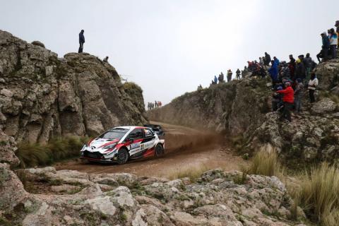 Tanak memastikan kemenangan perdana Toyota di Reli Argentina