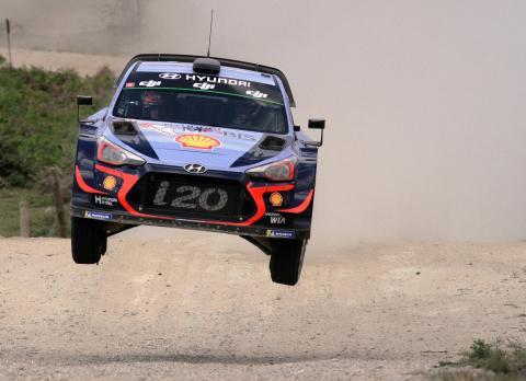 Rally de Portugal - Results
