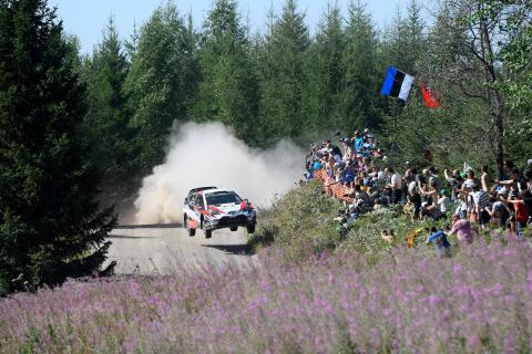 Rally Finland - Results