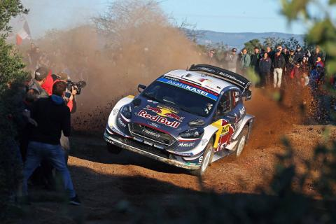 Ogier leads Neuville in Spain opening stage