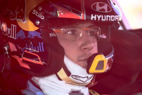 Neuville heads Rally Sweden shakedown