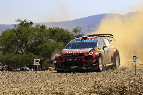 Ogier dominates to Rally Mexico victory