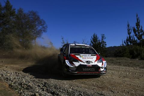 Rally Chile - Results