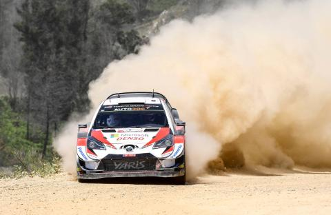 Tanak wins Rally Portual, Meeke DNF from second on last stage
