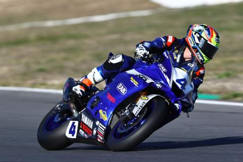 Steven Odendaal: The clear target is to be World Supersport Champion
