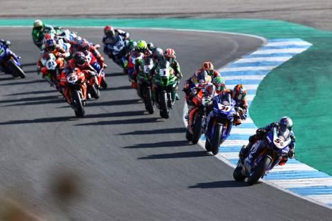 Estoril added to 2021 World Superbike Championship calendar