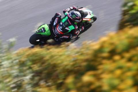Alex Lowes Nantikan Balapan Misano Pertama dengan Kawasaki