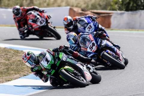 WorldSBK Estoril, Portugal - Official Race Results (2)