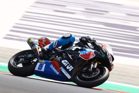 Oettl 'highly motivated' for Assen, Oncu hoping for better results than Misano