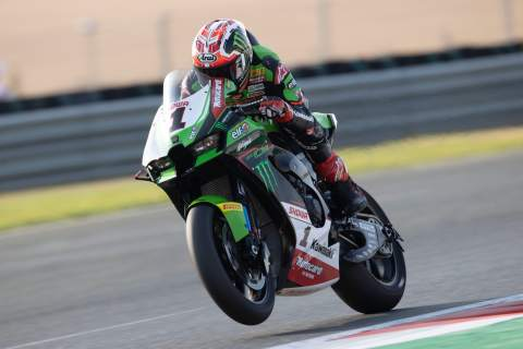Rea 'excited' for Magny-Cours, 'I have a lot of special memories' there