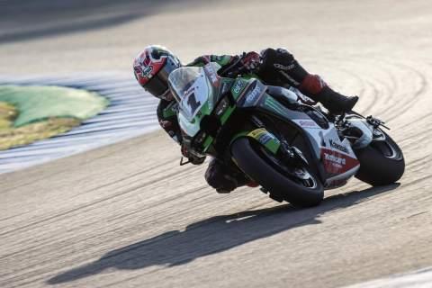Jonathan Rea, Jerez WorldSBK 25 September 2021