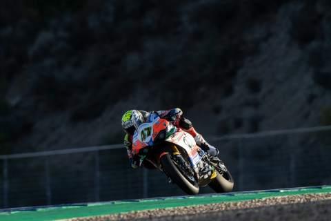Axel Bassani, Jerez WorldSBK 25 September 2021