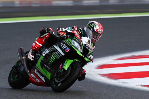 Champion Rea: Win was on today