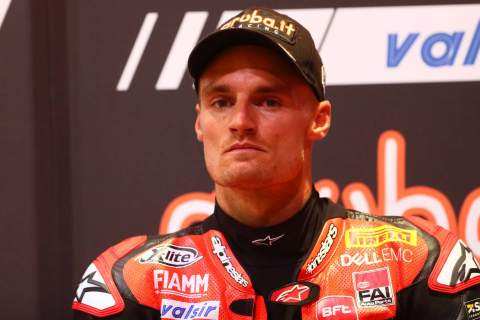 Davies set for 'emotional' Ducati Panigale R send-off