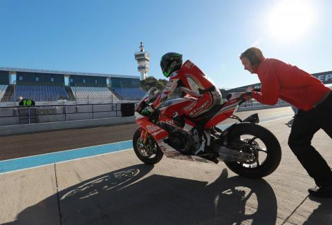 Laverty: We need to make a different bike