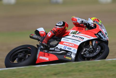 Fores starts fastest in Thailand